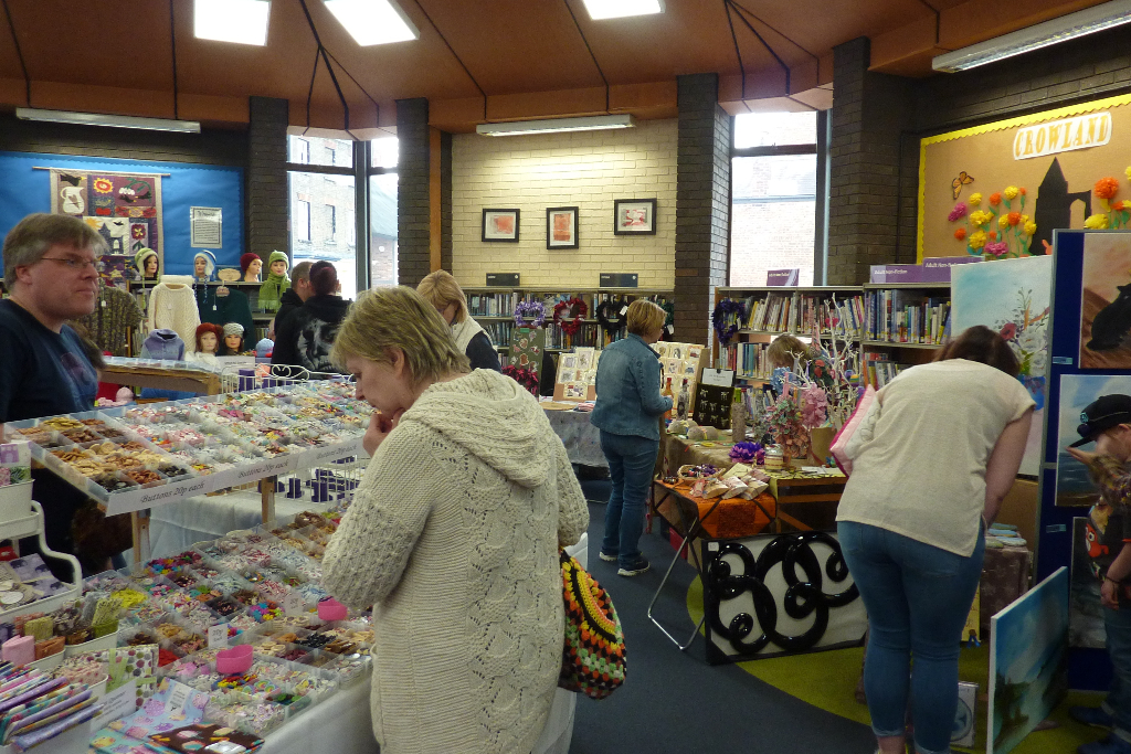 Crowland Craft Fair